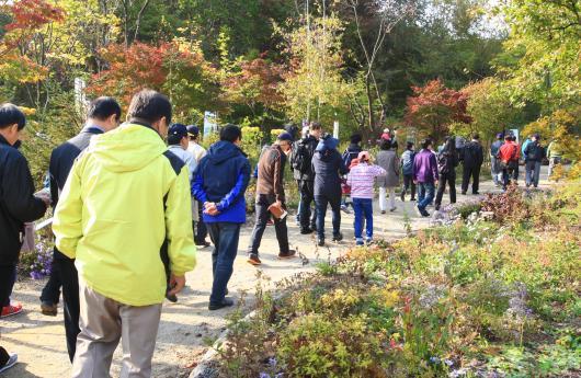 2012 가을워크샵 평강식물원01