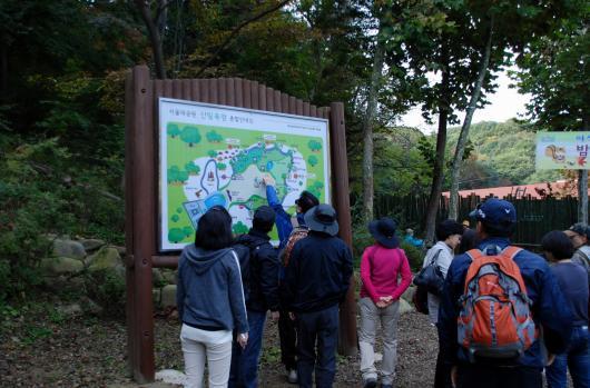 호산나 가을 산행