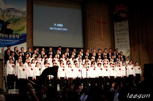 성탄축하 음악예배3