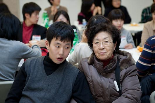 2009사랑부송년감..