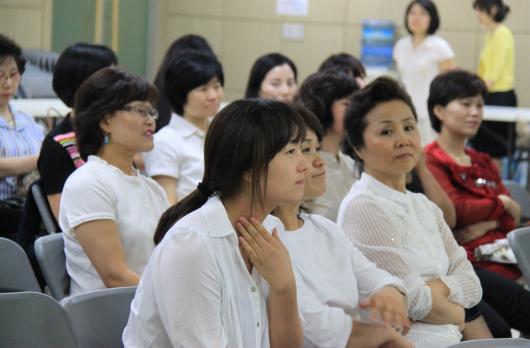 2010.07.01 수화교실 종강예배