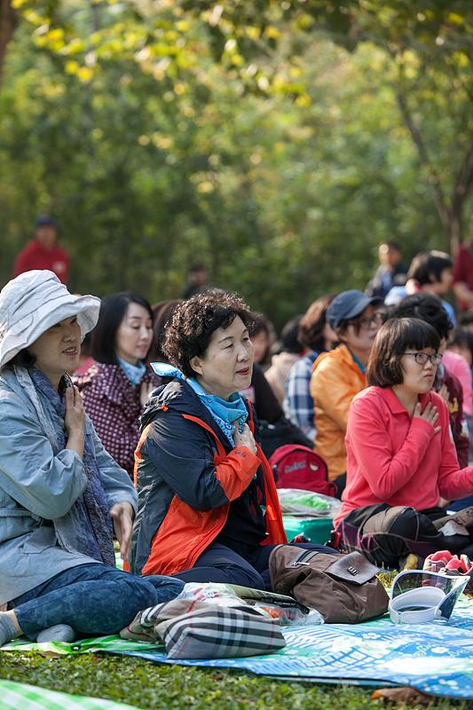 가을 야외예배(1)
