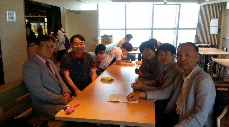 PAUA 선교 스텝 모임 (5월 24일)