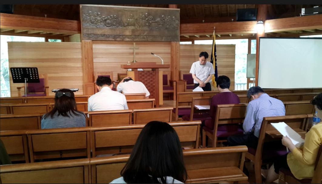 PAUA단기선교 수련회(2015년6월28일)