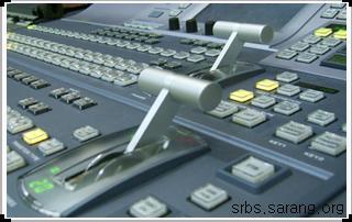 방송실 영상 switcher