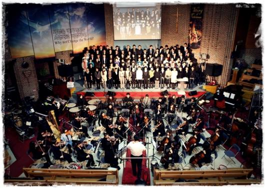 Cantata : The Story of Christmas 2008.12.24